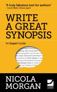 Purchase 'Write a Great Synopsis' on Amazon. (affiliate link)