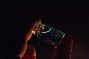 Little Glass Vial by JuditK
