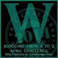 W is for Weapons & Warfare...