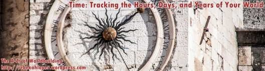 Time: Tracking the Hours, Days, and Years of Your World