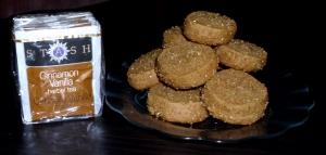 Tea and cookies!