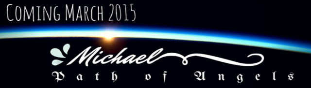 Path of Angels Banner Michael