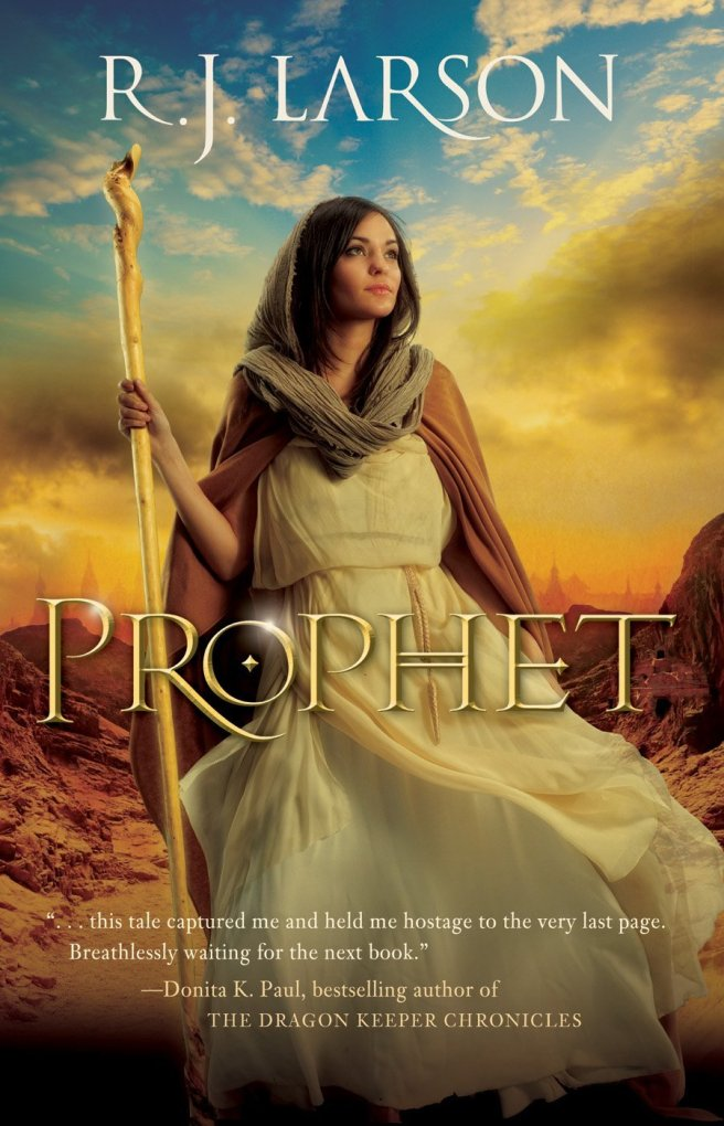 Prophet (Books of the Infinite Book #1) (Amazon Affiliate Link)