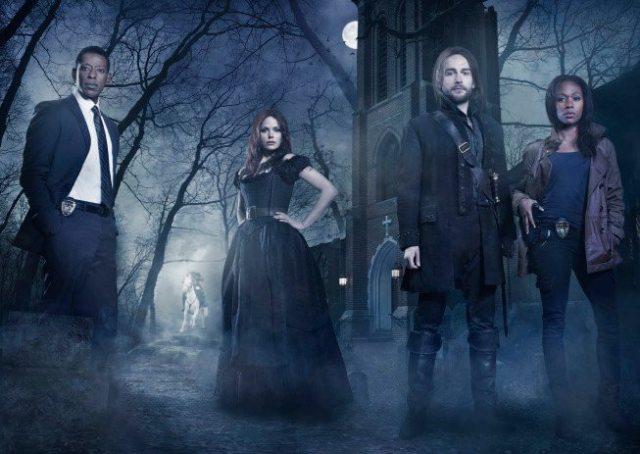 Sleepy Hollow Season One | Season Two (Amazon Affiliate Links)