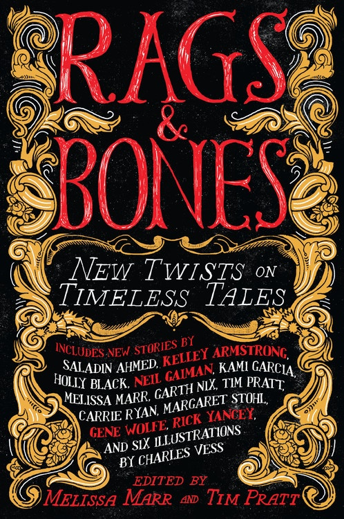 Rags and Bones cover