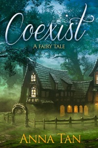 Coexist, Anna Tan, cover image, fairy tale, retelling, novella