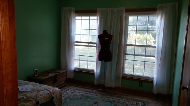 Rebekah's Parlor-in-Progress.