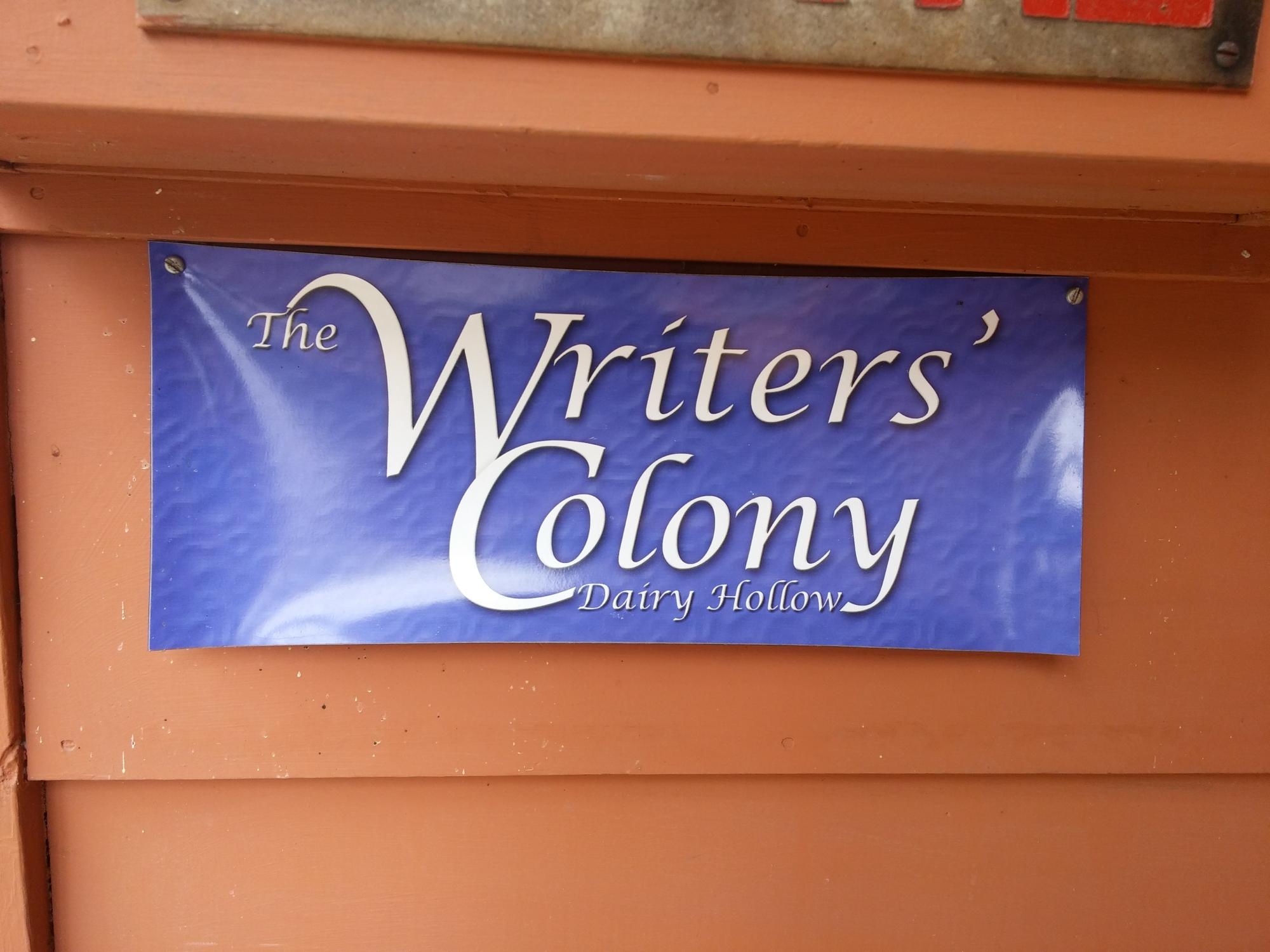 writer's colony, dairy hollow, eureka springs, arkansas